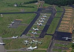 В Левашово построят аэропорт «Газпром авиа»