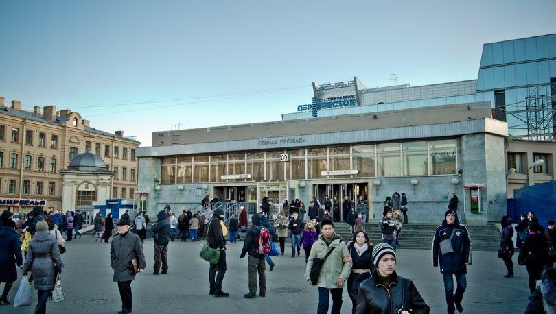 Часовню на Сенной площади увеличат в разы