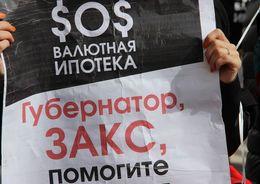 ЗакС запрещает валютную ипотеку