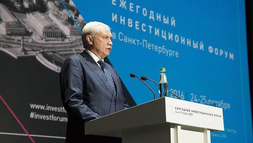 Смольный заключил соглашений с застройщиками на 46 млрд рублей