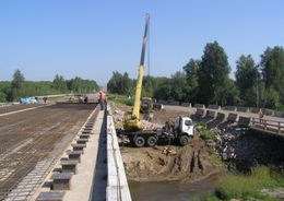 Мост на трассе «Кола» отремонтирует «Балтийский берег»