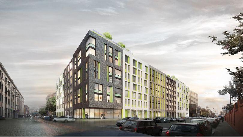 O2 Development  не будет строить апартаменты на Херсонской