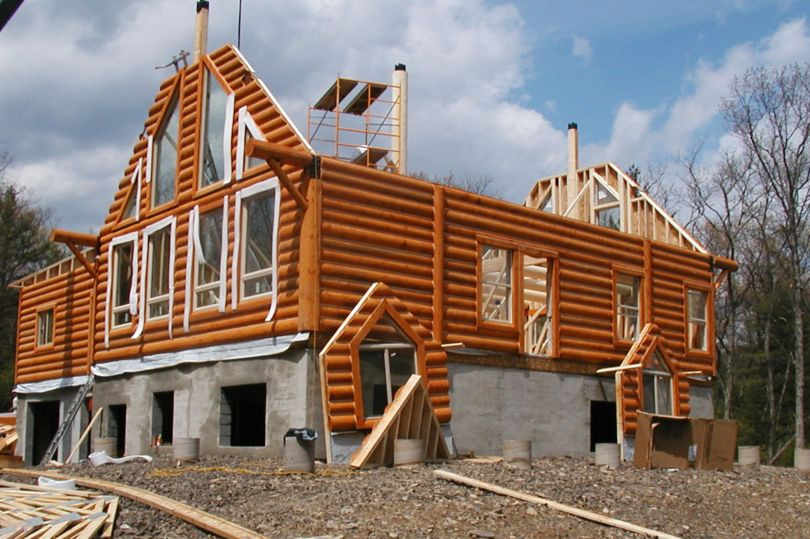 Строительство частного жилого дома