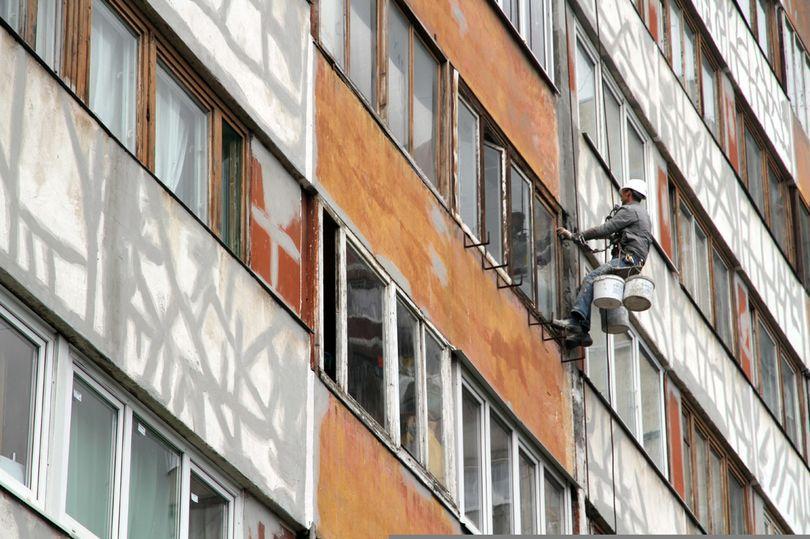 Программа капремонта жилья в Петербурге исполнена на 87,7%