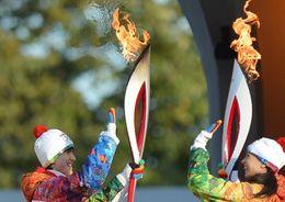 Движение в Петербурге перекроют из-за эстафеты олимпийского огня