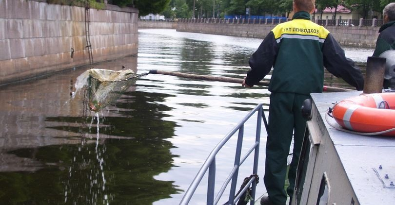 Адресная программа по уборке водных объектов увеличена на 26 млн. рублей