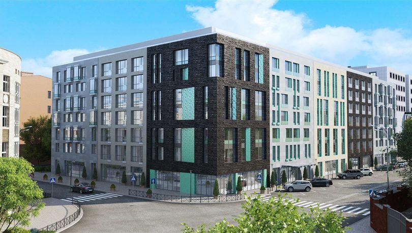 Коммерческие площади в апарт-отеле Prime Residence  выведены на рынок
