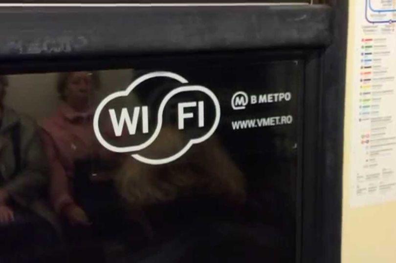 В петербургском метро проведут Wi-Fi