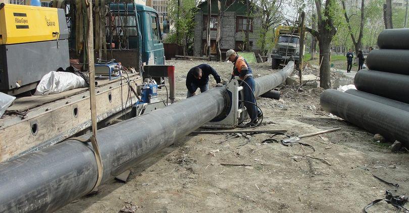 Водовод для намыва спроектируют за 140 млн