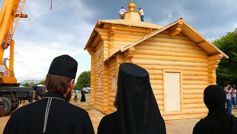 Религиозные объекты построят в Зеленогорске и Солнечном