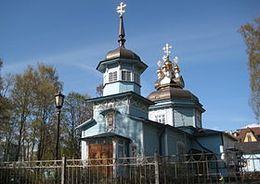 Смольный передал РПЦ храм в Коломягах