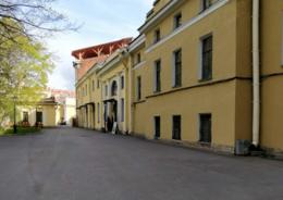 Флигель Юсуповского дворца