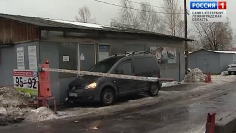 В Петербурге  вновь  могут начать сносить гаражи