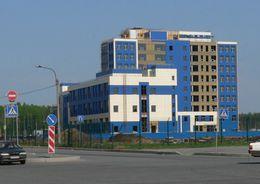 Инновационный центр АЛРОСЫ в Петербурге построит ЗАО «Водоканалстрой»