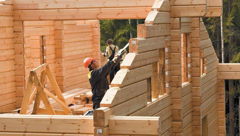 Минстрой будет стимулировать деревянное домостроение