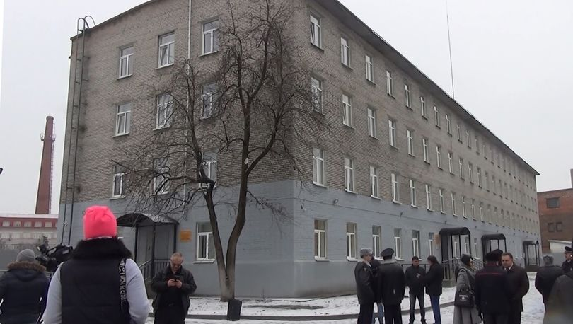 На Васильевском острове после капремонта открыли здание УВД
