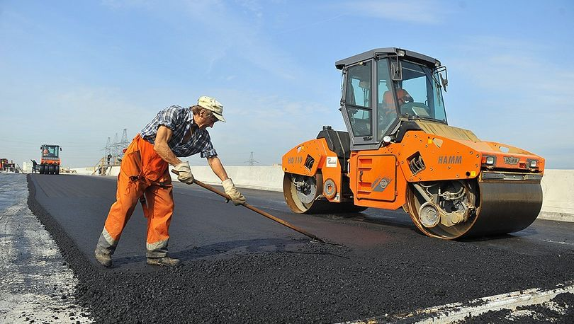 «Росавтодор» не ввел в эксплуатацию объектов на 494 млрд руб.