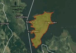 Дорогу к причалу на остров Колпино реконструируют за 24 млн рублей