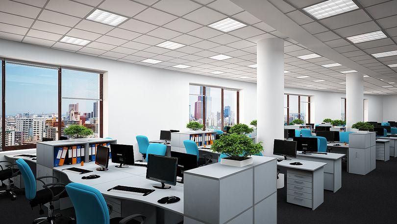 Объем инвестиций в офисы оказался рекордным