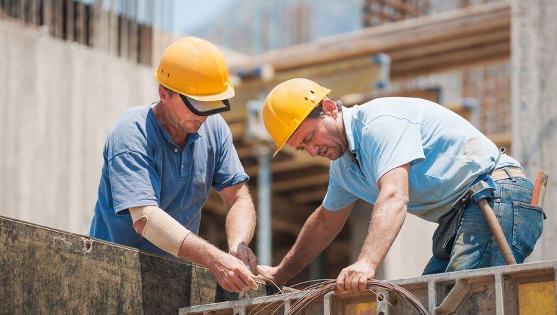 Строительство – среди отрасли экономики, которые находятся в зоне риска