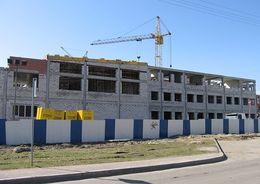 Под Архангельском строят школу с эстетическим уклоном