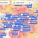 Яндекс нарисовал тепловые карты цен на жильё в Москве и Санкт-Петербурге