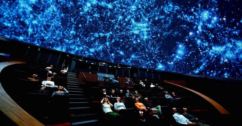 Самый большой в мире планетарий может появиться в Петербурге