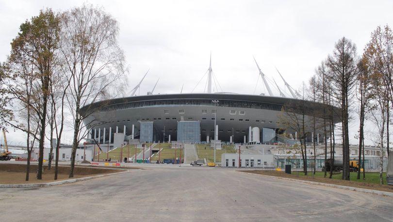 «Зенит – Арену» введут в эксплуатацию 25 декабря