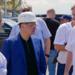 Министр строительства и ЖКХ России Ирек Файзуллин совместно с губернатором области Василием Орловым посетили стройплощадки космодрома «Восточный»