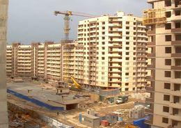 Завершается строительство корпуса № 2 в ЖК «Весна-2»