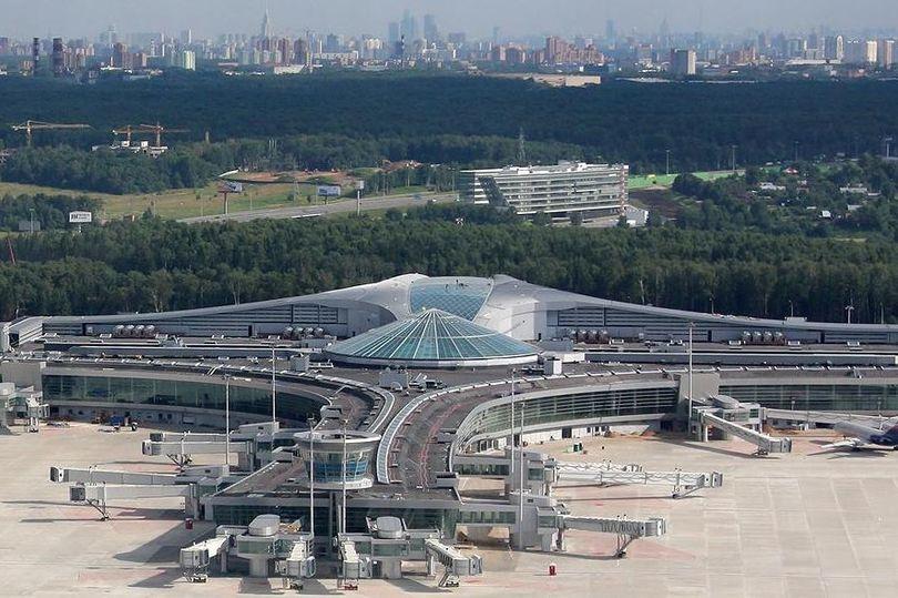 Терминал в Шереметьево возведут турки