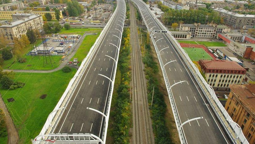 Движение по центральному участку ЗСД откроется в ноябре