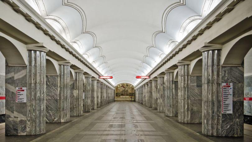метро «Балтийская»