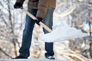 ЗакС хочет изменить правила уборки снега