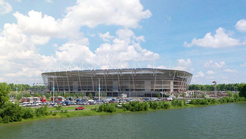 В создание территории для стадиона в Калининграде вложат 119 млн рублей