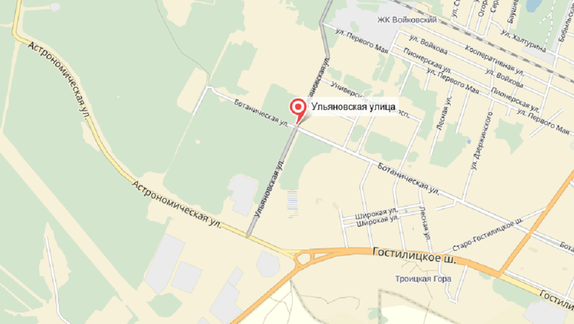 В Петродворцовом районе продадут участок под застройку