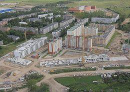 «Стоун» построит в Ленсоветовском 110 тыс. кв.м. жилья