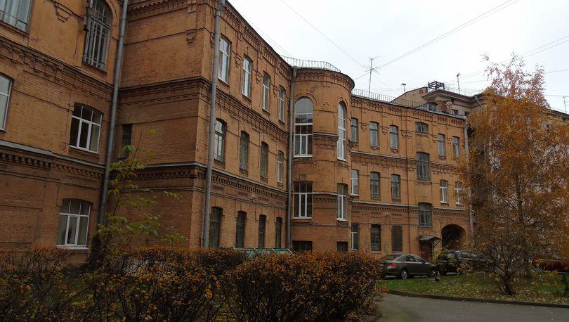 Здание Женского педагогического института