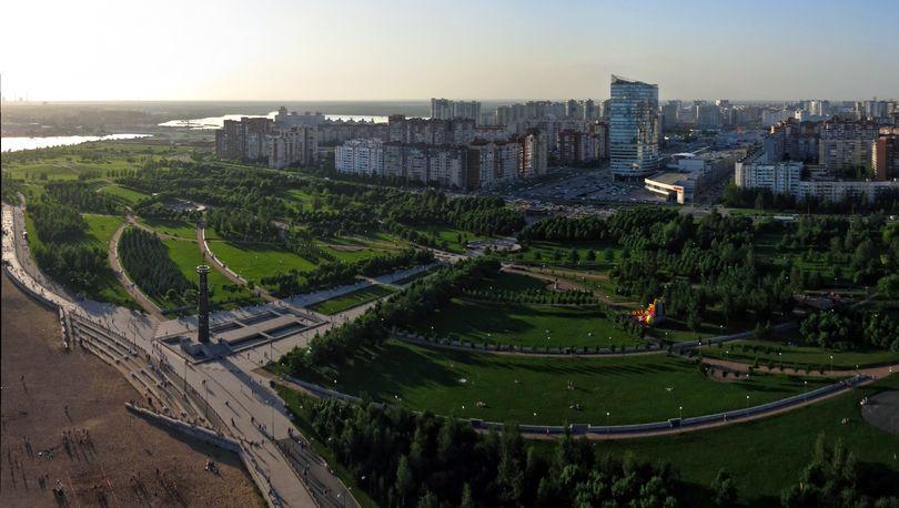 ЗакС отказался рассматривать вопрос о сохранении Парка 300-летия Петербурга