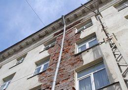 Фасады петербургских домов проверят