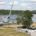 В Ленинградской области началось строительство пассажирского причала на Неве