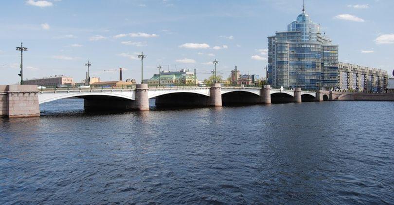 Сампсониевский мост разведут в ночь на пятницу