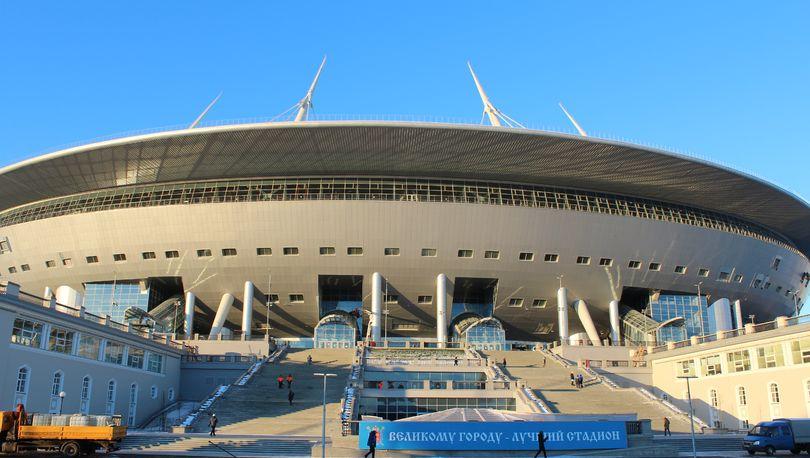 Полтавченко: «Зенит - Арена» будет убыточной первые 10 лет