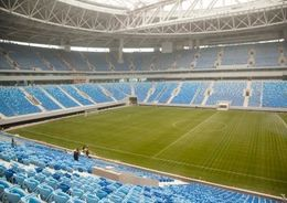 ФИФА: выкатное поле «Зенит-Арены» не соответствует стандартам
