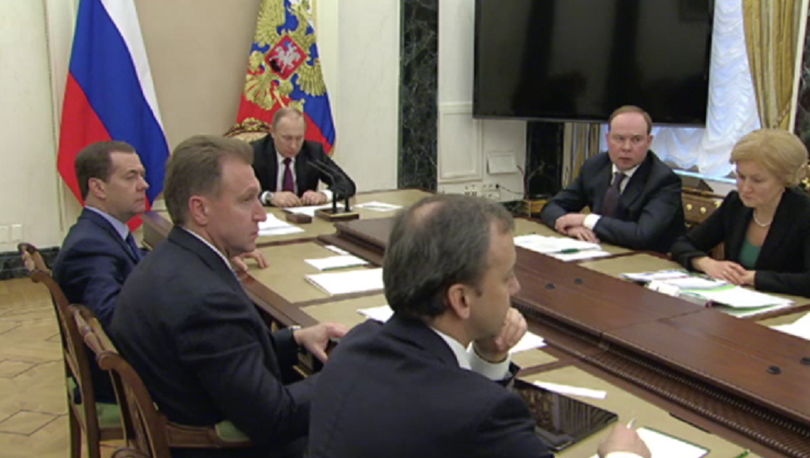 Путин поручил внедрить новую систему по управлению многоквартирными домами к будущей зиме