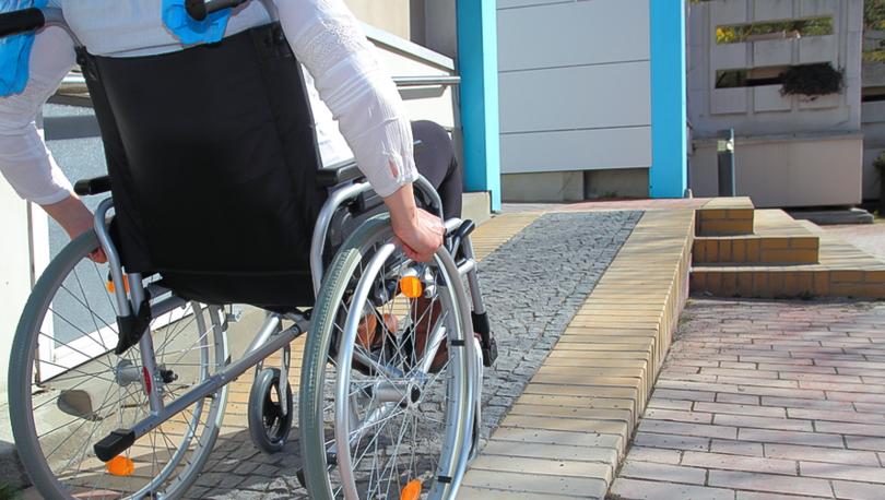 Отели могут обязать создавать номера для инвалидов