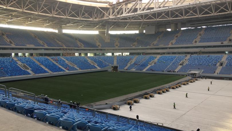 Тюльпанов: ФИФА не устраивает поле «Зенит – Арены»