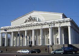 Реставрация здания Биржи начнется во II полугодии