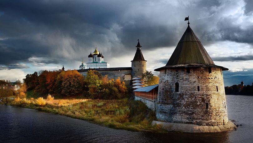 Проект реставрации псковского Кремля оценен в 25 млн рублей