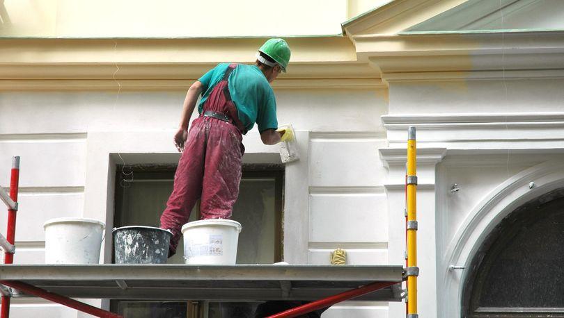 На реставрацию фасадов в центре Петербурга потратят 1 млрд рублей